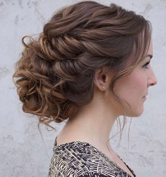 Hochzeit - Heidi Marie Garrett Wedding Hairstyle Inspiration