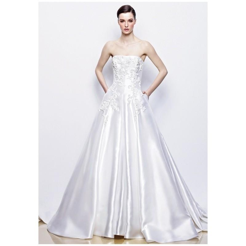 Свадьба - Cheap 2014 New Style Enzoani Iredessa Wedding Dress - Cheap Discount Evening Gowns
