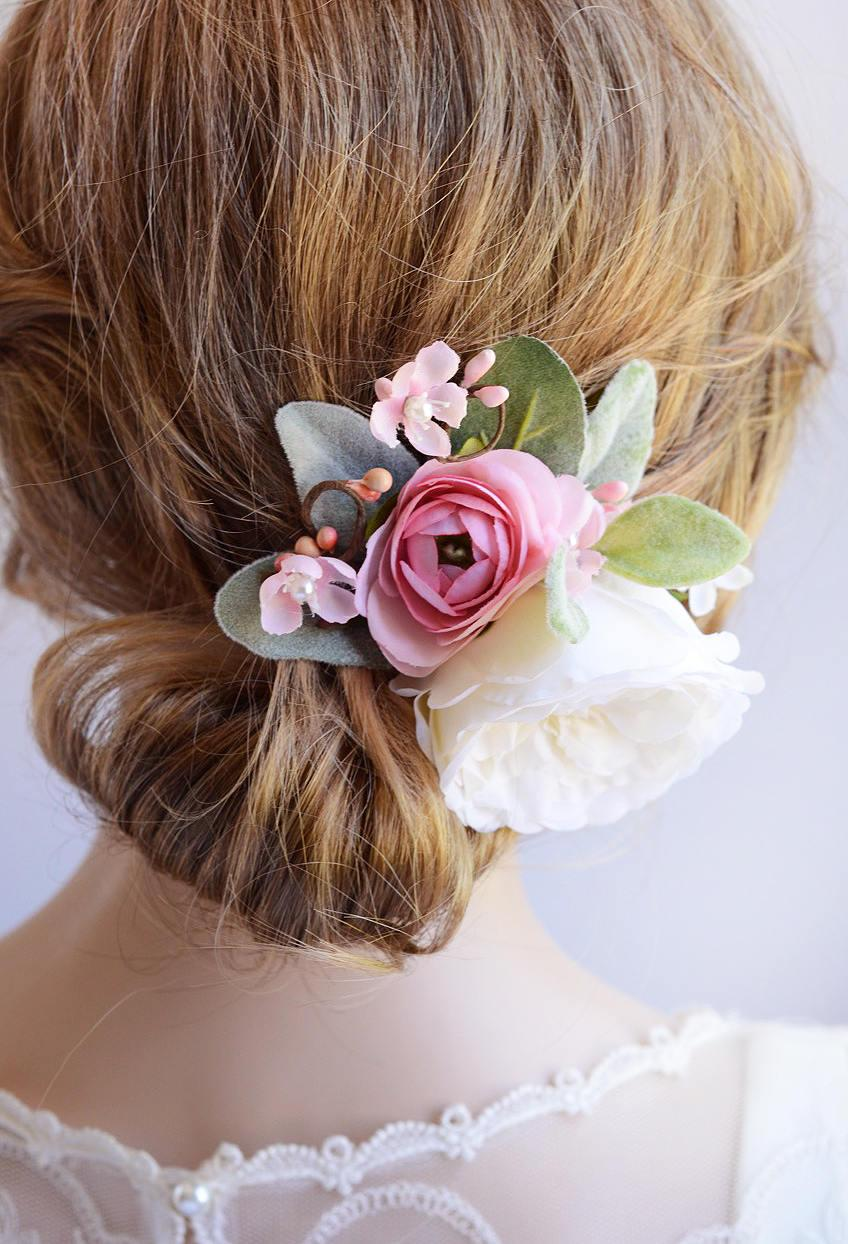 Wedding Hair Accessories amp Feathers for Your Hair from SilkFlowerWeddingCOM