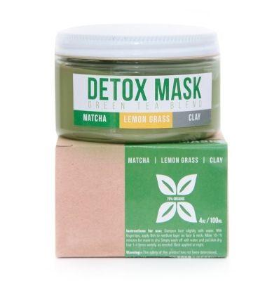 Wedding - Green Tea Detox Mask