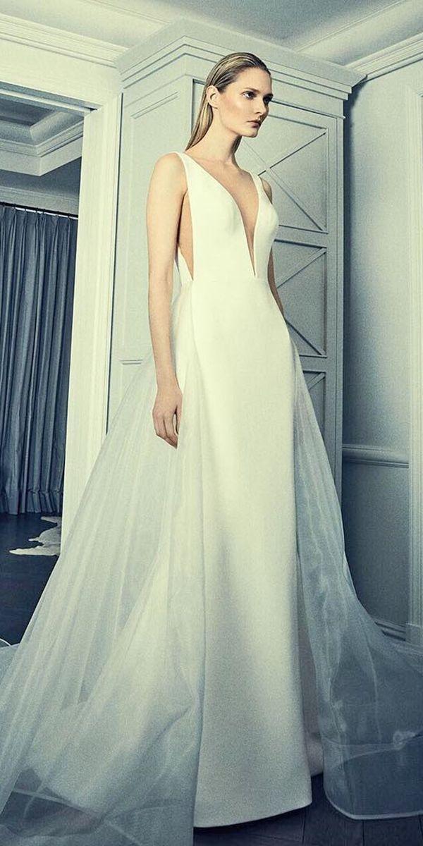 Dress - Top 30 Designer Wedding Dresses 2018 #2718637 - Weddbook