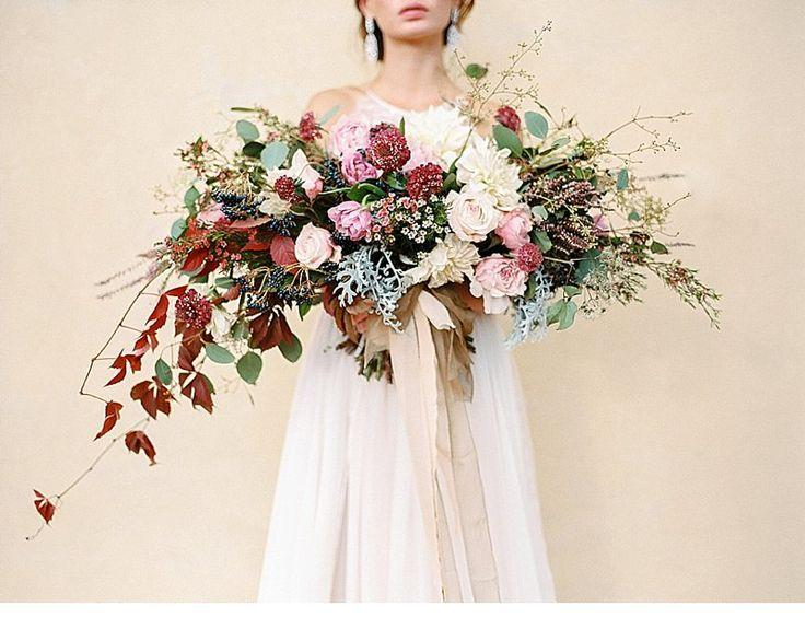 Hochzeit - Glamouröse Hochzeits-Inspirationen In Florenz Von Slava Mishura
