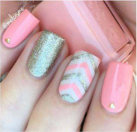 Wedding - Cool Easy Nail Art 2016 Ideas - Style You 7