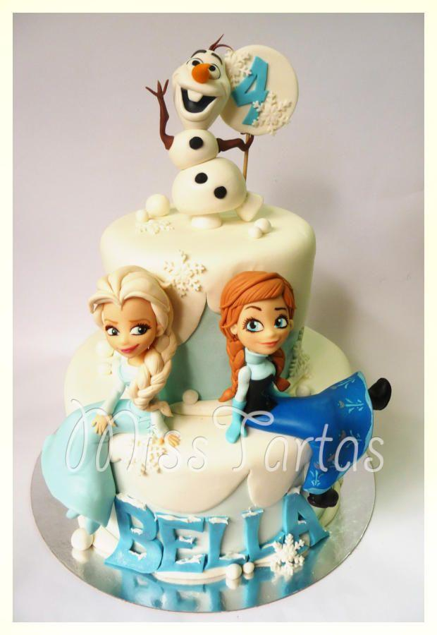 Wedding - My Frozen Cake!
