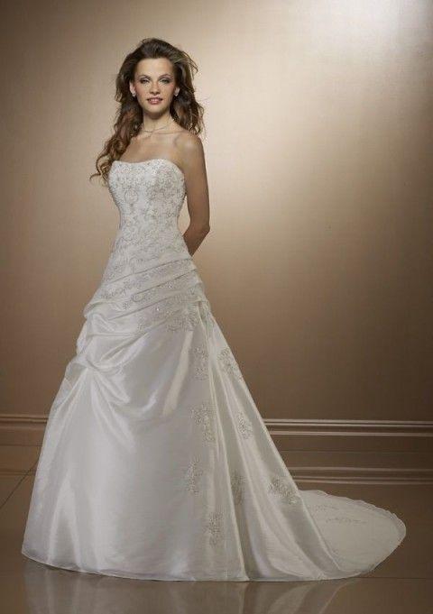 Hochzeit - Mori Lee 2189 Size 4 Wedding Dress