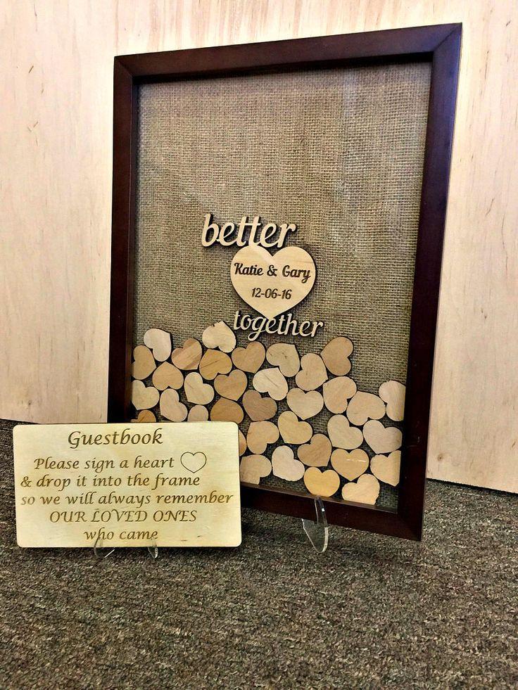 Wedding - Wedding Wooden Gifts