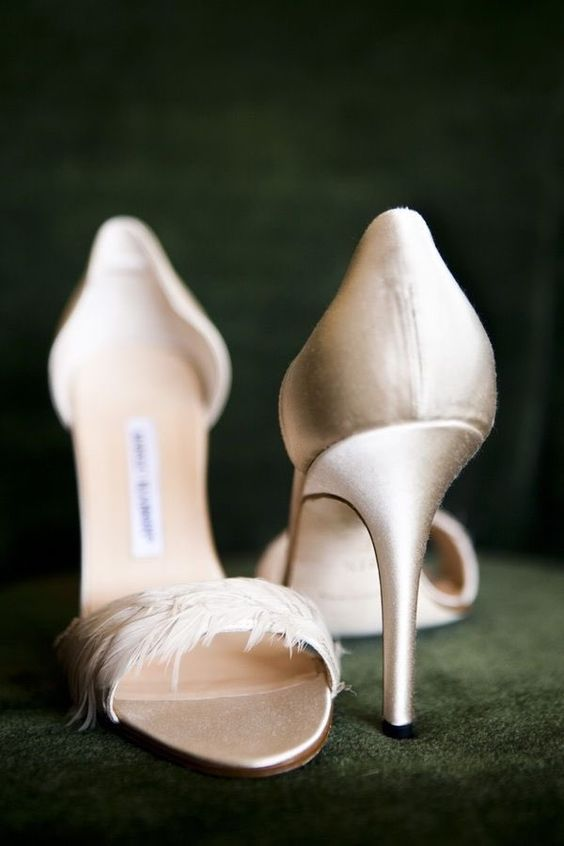 Hochzeit - Manolo Blahniks To Love In Every Color