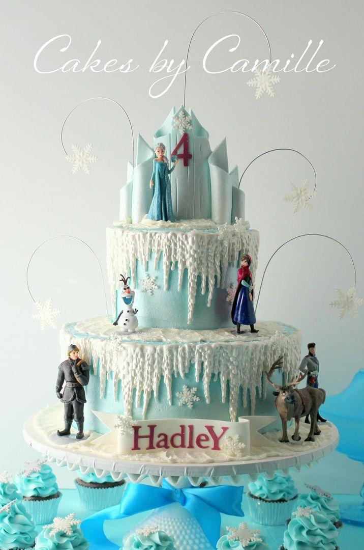 Wedding - Children's Birthday Cakes
