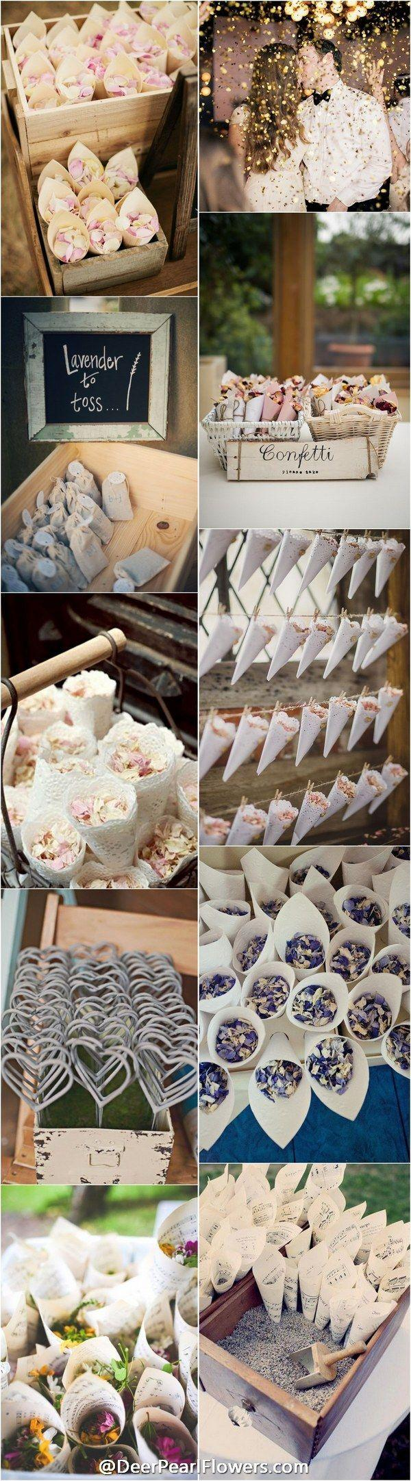 Mariage - DIY Wedding Ideas
