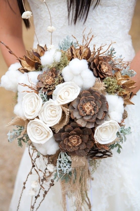Wedding - Winter 2013 Flower Trends