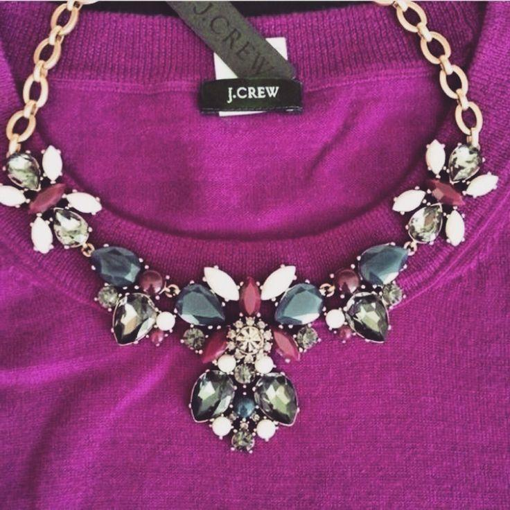 Wedding - Lovely J. Crew Necklace