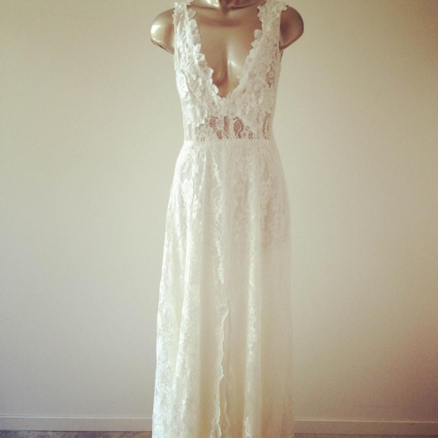 زفاف - Veronica Gown