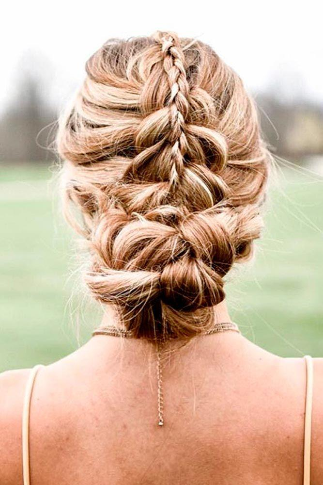 Düğün - 30 Braided Prom Hair Updos To Finish Your Fab Look