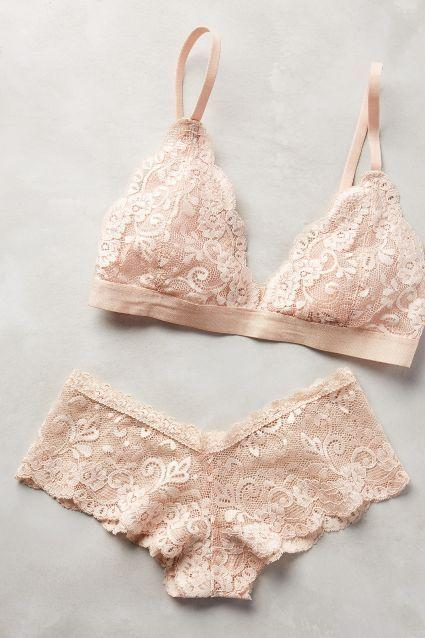 Wedding - Les Coquines Harlow Bralette