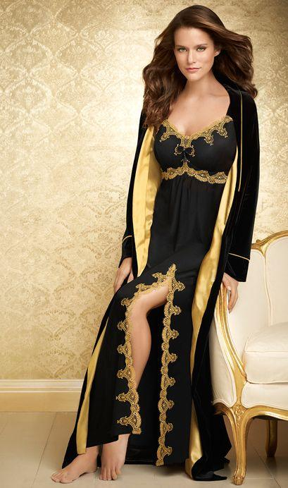 Boda - Soma Intimates Limited Edition Decadence Long Nightgown