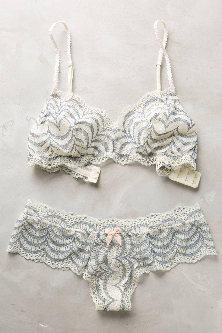Wedding - Anthropologie's New Arrivals: Lingerie