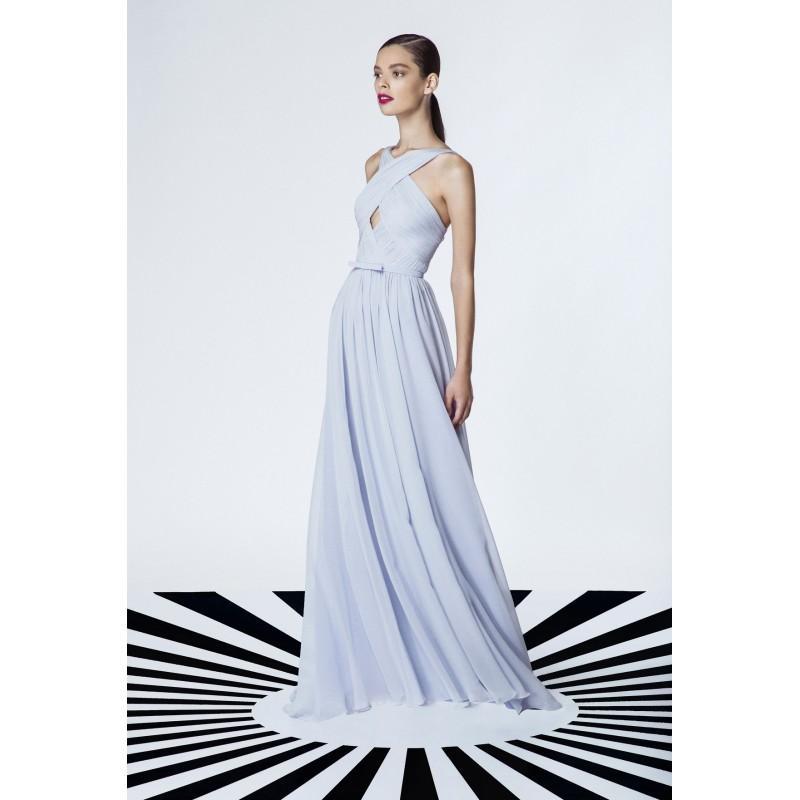Düğün - Georges Hobeika Ready-To-Wear Spring-Summer 2015 Look 27 -  Designer Wedding Dresses