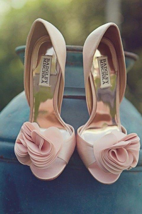 Wedding - 36 Preciosos Zapatos De Novias Para Primavera