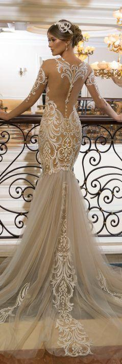 Hochzeit - Bridal Gown--Colors Volume3