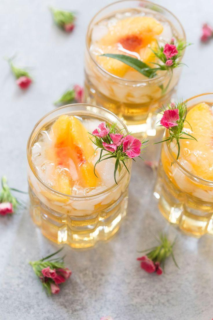 Wedding - Sweet Georgia Peach Smash
