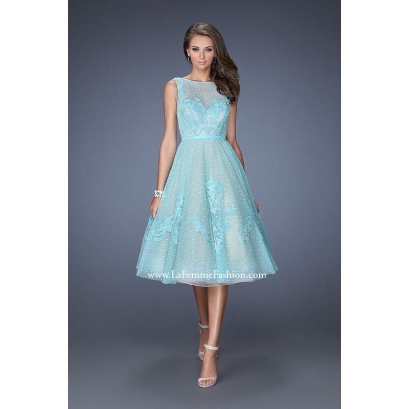 Düğün - La Femme 19998 Dress - Brand Prom Dresses
