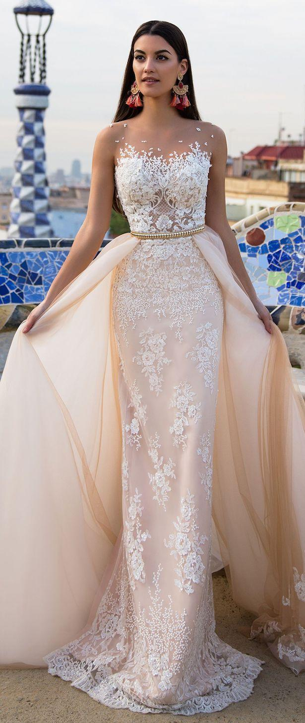 "Wedding - Wedding Dresses By Milla Nova ""White Desire"" 2017 Bridal Collection"
