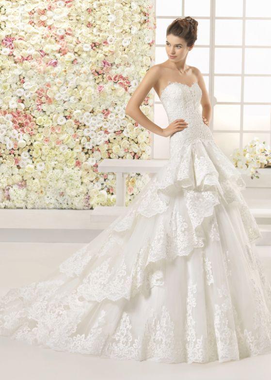 Свадьба - Wedding Dress Inspiration - Aire Barcelona