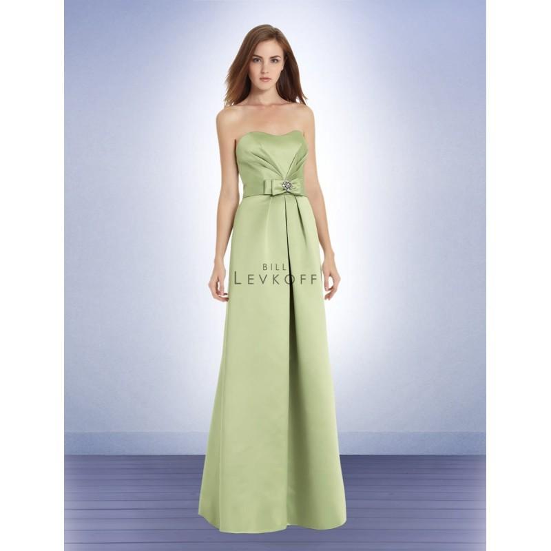 Wedding - Bill Levkoff 589 - Rosy Bridesmaid Dresses