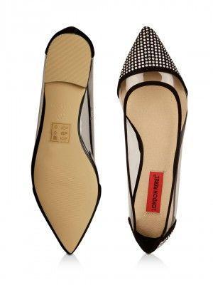 Свадьба - Ballerina Footwear For Girl In India