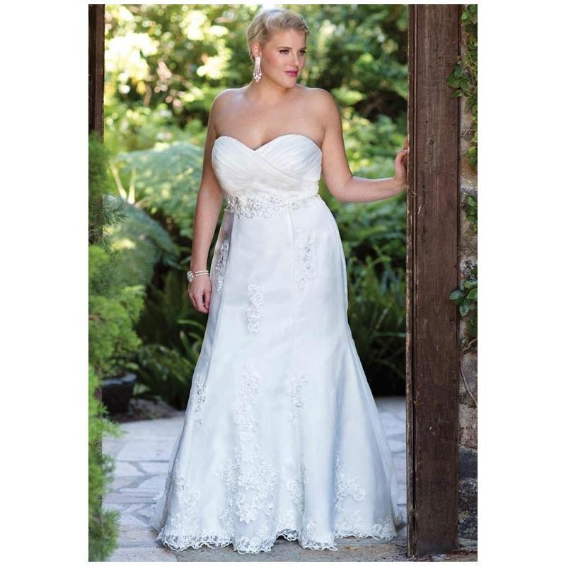 Wedding - Kenneth Winston: Femme 3366 - Charming Custom-made Dresses