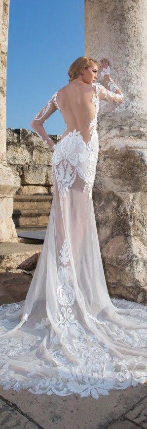 Hochzeit - Shabi & Israel Haute Couture 2015 Wedding Dressses