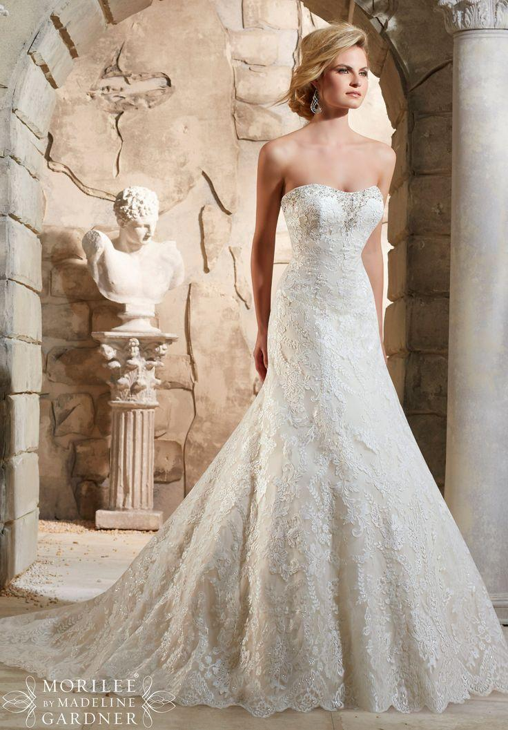Wedding - Mori Lee - 2784 - All Dressed Up, Bridal Gown