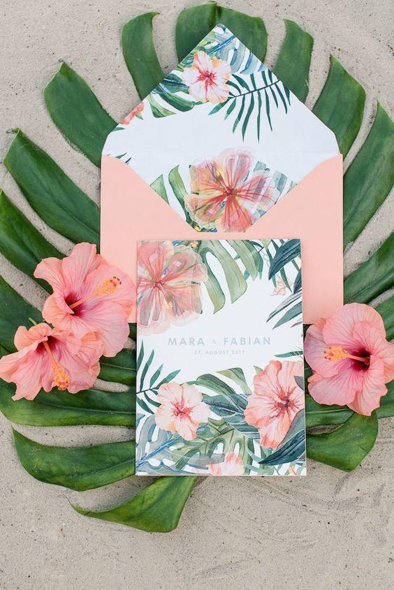Wedding Theme Hawaii Inspired Beach Wedding 2721964 Weddbook