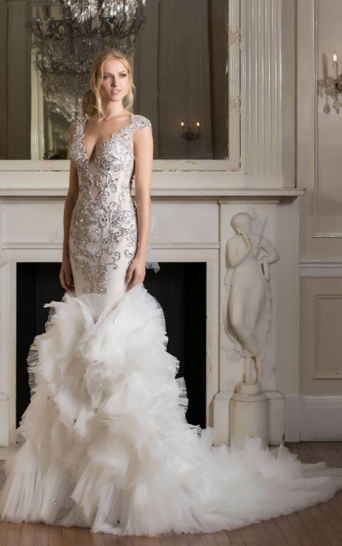 Wedding - Wedding Dress Inspiration - Pnina Tornai