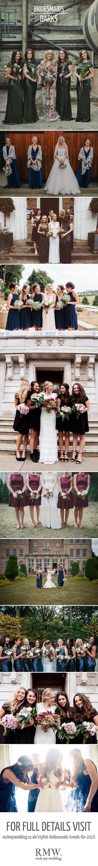 Wedding - High-Street Bridesmaids Dresses {Our Online Edit}