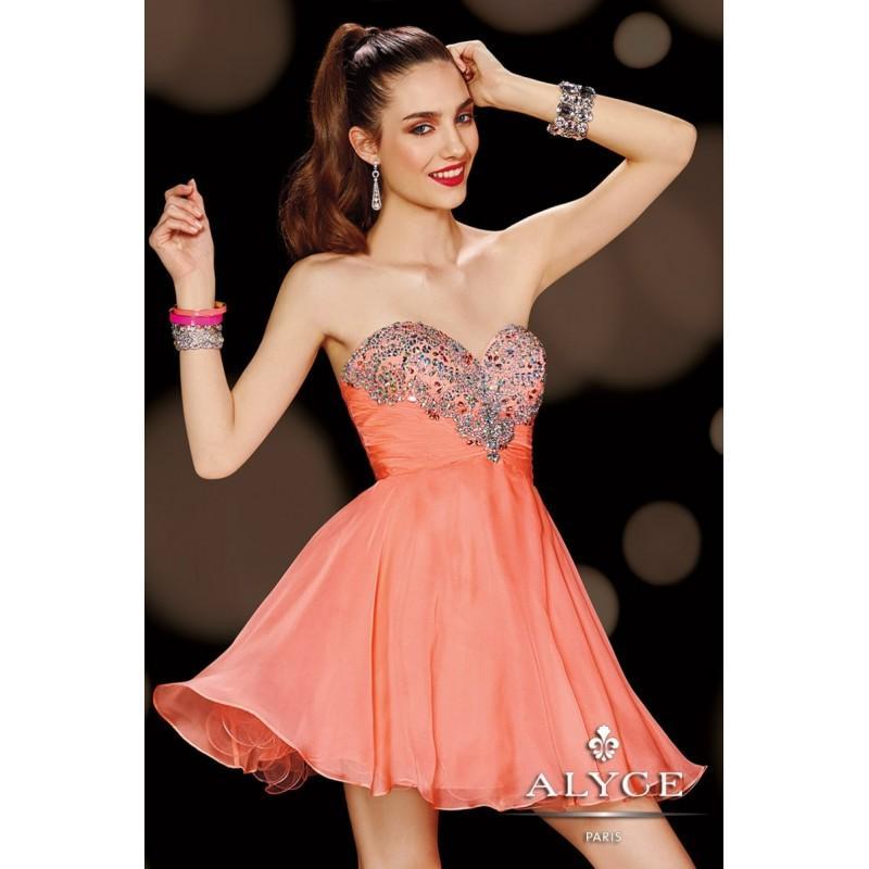Свадьба - Sweet 16 Dress Style  3597 - Charming Wedding Party Dresses