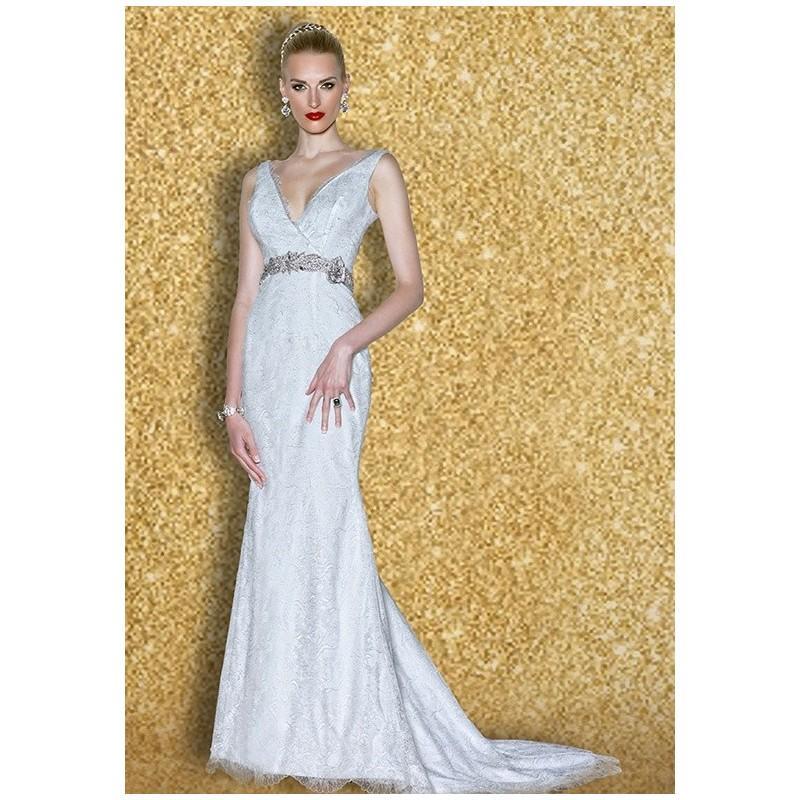 Свадьба - Yumi Katsura PHYLLIS - Charming Custom-made Dresses