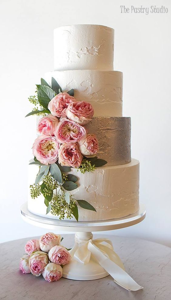 زفاف - The Pastry Studio Wedding Cake Inspiration