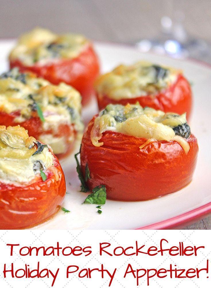 Mariage - Tomatoes Rockefeller