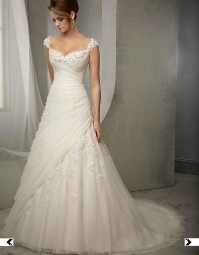 Dress - Hochzeitskleider #2722409 - Weddbook