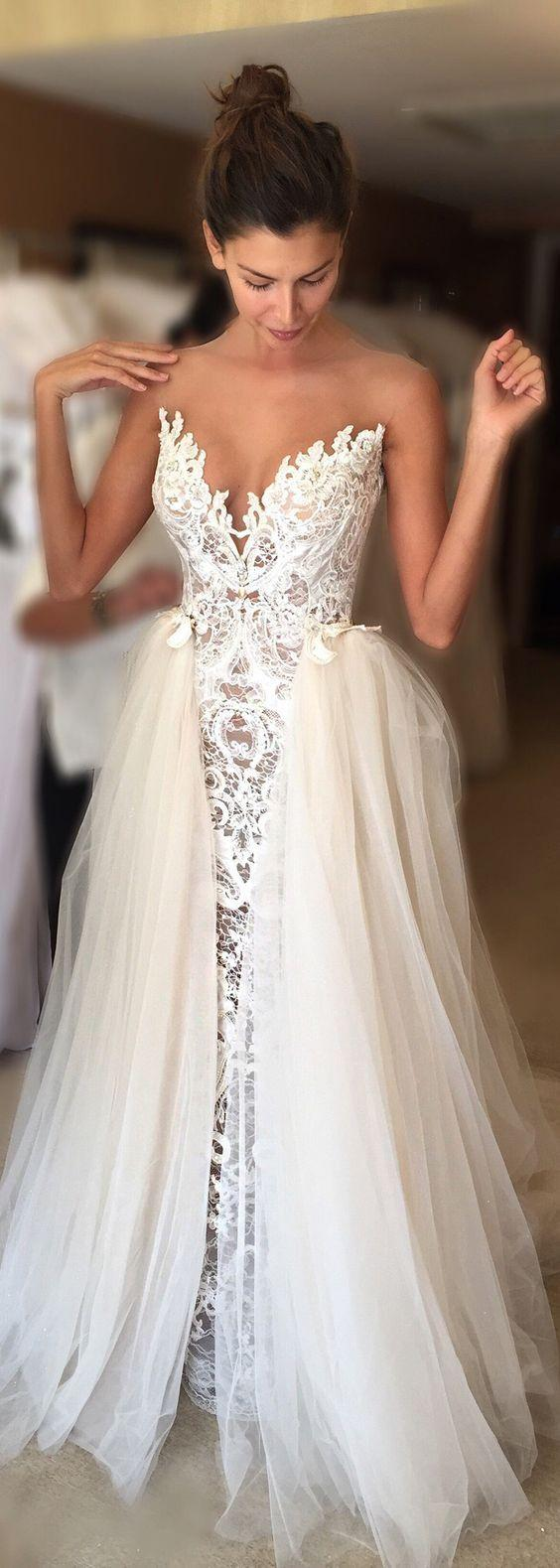 Свадьба - BERTA Fall & Winter 2017 Wedding Dresses