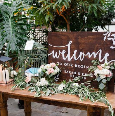 Wedding - Wedding Signs You Need From Ceremony To Reception