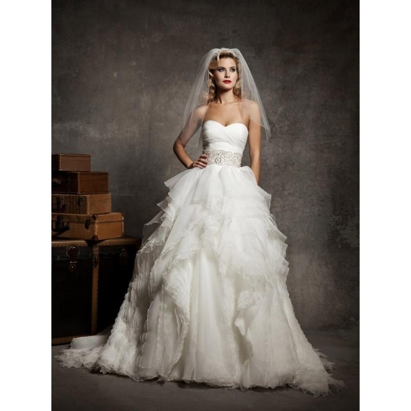 Ungewöhnlich Voller Rock Brautkleid Fotos - Brautkleider Ideen ...