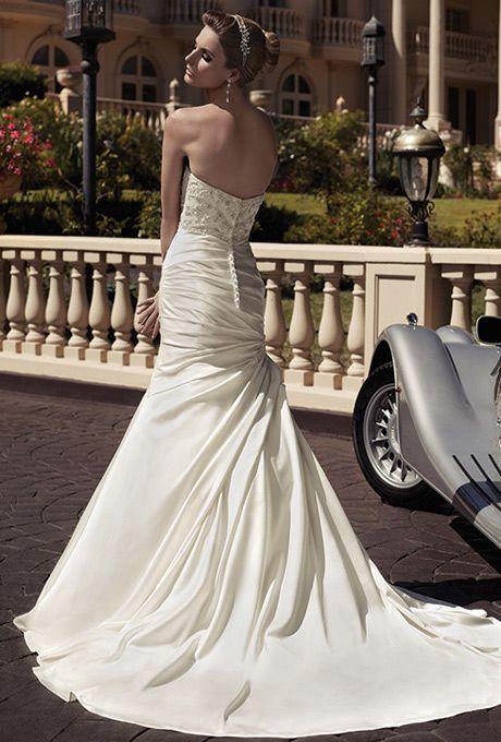 زفاف - Alita Graham - Spring 2012 - Strapless Pink Tulle Ball Gown Wedding Dress With A Sweetheart Neckline And Beaded Bodice