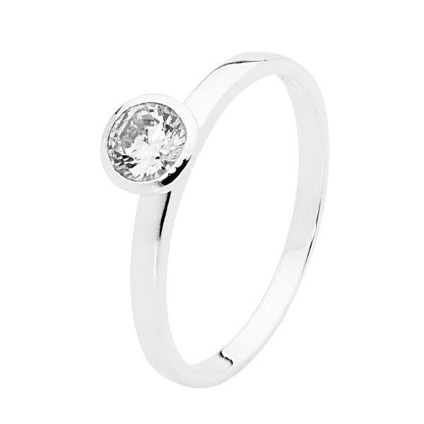 Mariage - Pastiche Zirconia Ring R923CZ