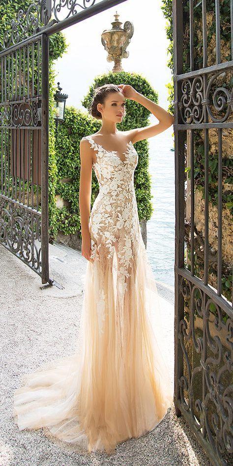زفاف - 30 Milla Nova Wedding Dresses Collection 2017