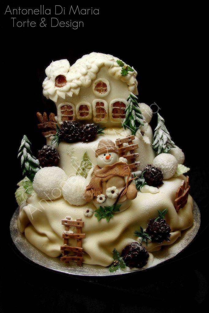 Cake - Christmas Edible Gift Ideas #2723352 - Weddbook