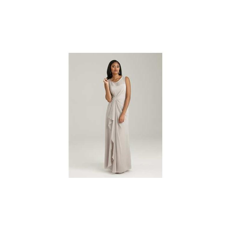 Свадьба - Allure Bridesmaids Bridesmaid Dress Style No. 1318 - Brand Wedding Dresses