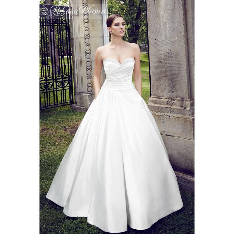 Свадьба - Paloma Blanca 4556 - Stunning Cheap Wedding Dresses