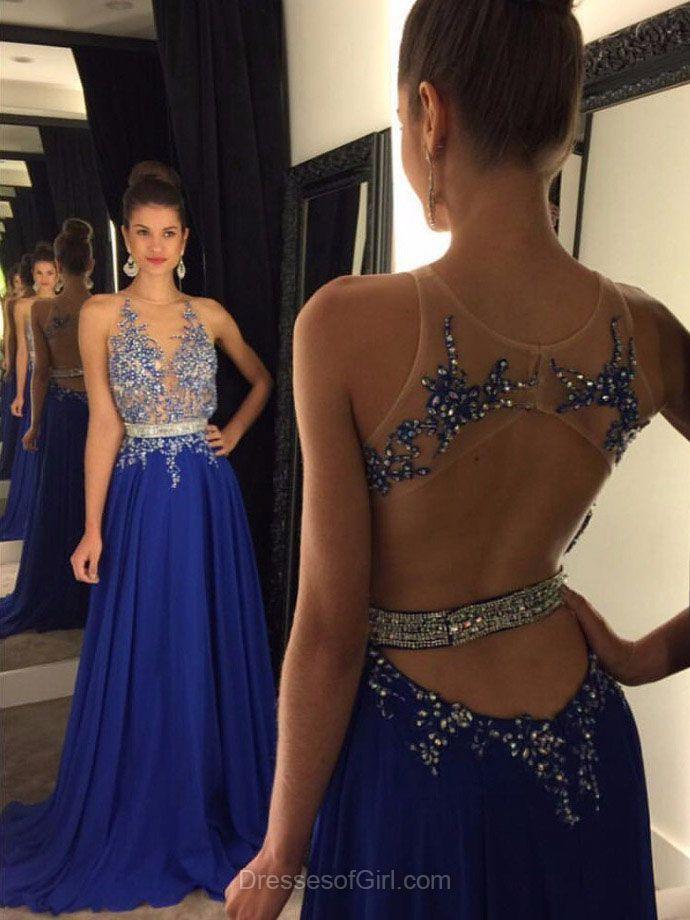 b9a29c766 Dress - Blue Dresses  2723853 - Weddbook